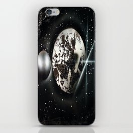 The Other Side of the MOON iPhone Skin
