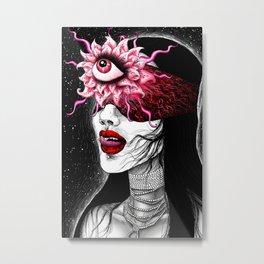 Third Eye Metal Print