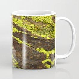 Joshua Tree Lichen - RMD Designs  Coffee Mug