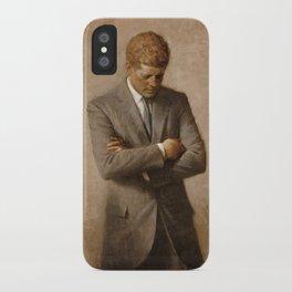 John F. Kennedy iPhone Case