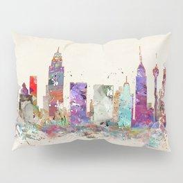 san antonio texas skyline Pillow Sham