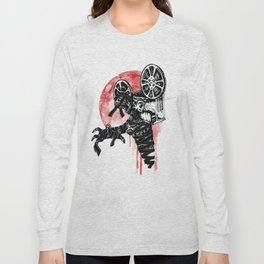A Film By The Mummy Long Sleeve T-shirt