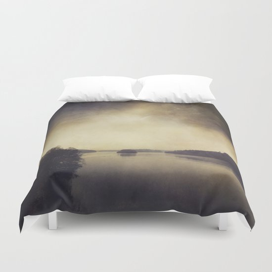 Quiet Water Duvet Cover