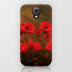 Poppy Love Slim Case Galaxy S4