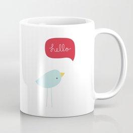 Hello Birdie Coffee Mug