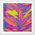 leafy coral by imbalanceink