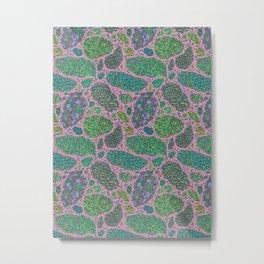 Nugs in Color Metal Print