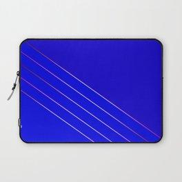 Victoria 4  Indigo Laptop Sleeve