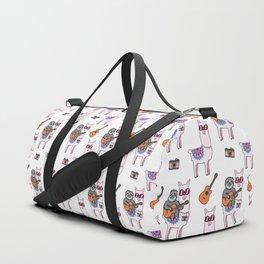 Sloth Llama Guitar Duffle Bag