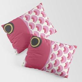 Koinobori | Pink Pillow Sham