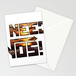 I need nos Stationery Cards