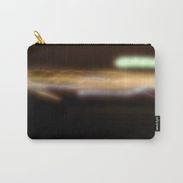 Orange Light Carry-All Pouch