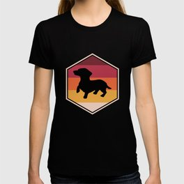 Awesome Dachshund Gift Idea For Boys T-shirt