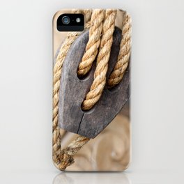 Tie me up iPhone Case