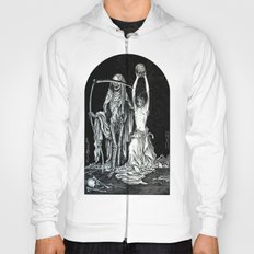 Death and the Maiden II Hoody