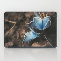 fairies iPad Cases featuring The Fairies by whiteplights