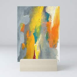Life 4 by SoBudd Mini Art Print
