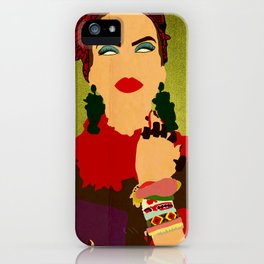 Brasil iPhone Case