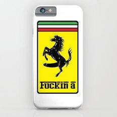 Fucking A! iPhone 6s Slim Case