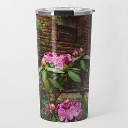 Brooklyn Heights Blooms Travel Mug