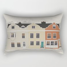 Lombard St. Portsmouth Rectangular Pillow
