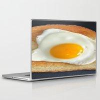 breakfast Laptop & iPad Skins featuring Breakfast by Asano Kitamura