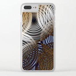 Warpdrive Clear iPhone Case