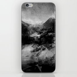 Broken Ground iPhone Skin