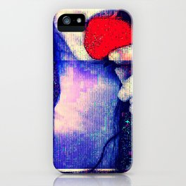 Circuit Siren iPhone Case