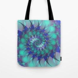 unfolding -3- Tote Bag