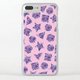 GEM#4 Clear iPhone Case