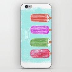Ice Lolly  iPhone & iPod Skin