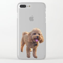 ollie! Clear iPhone Case