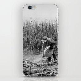 Cane Cutter - Blessed Job - Art iPhone Skin