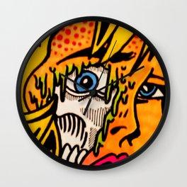 Pop Melt Wall Clock