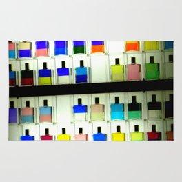 Perfume bottles- Athens Rug