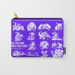 Mutaboids Carry-All Pouch