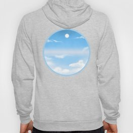 World Within Me - Blue Hoody