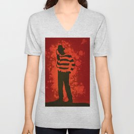 The Man Of Your Dreams Unisex V-Neck