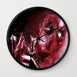 AMAZING DEADPOOOL Wall Clock