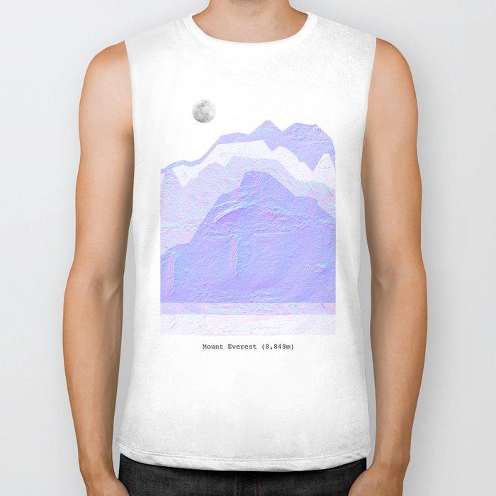 Mount Everest Biker Tank