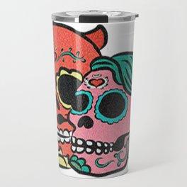 Calaveras Travel Mug