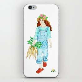 Luci and Susie - Gifts from the Garden iPhone Skin