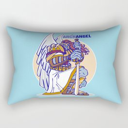 ArchAngel Michael Rectangular Pillow