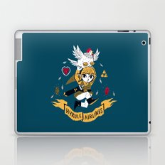hyrule airlines Laptop & iPad Skin