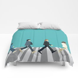 The tiny Abbey Road Comforters