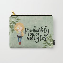 Probably full of nargles Carry-All Pouch