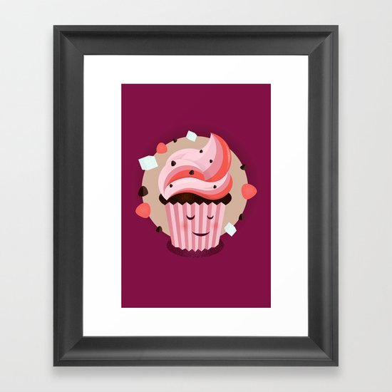 Sugar, sugar ! Framed Art Print