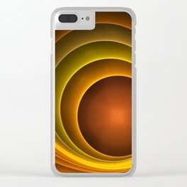 dreams of color -02- Clear iPhone Case