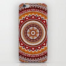 Hippie Mandala 3 iPhone & iPod Skin